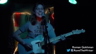 "Julien Baker, ""Rejoice"" - San Francisco - Feb. 25, 2016"