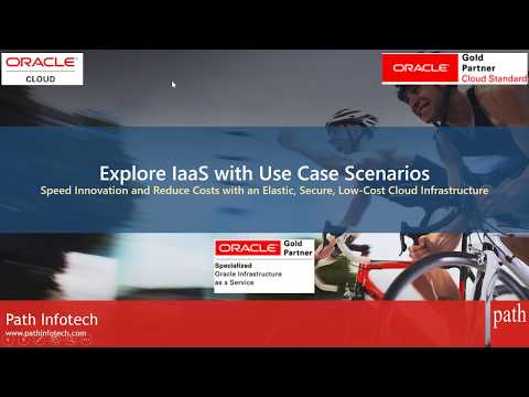 Get Set Go For Your Journey To Oracle IaaS