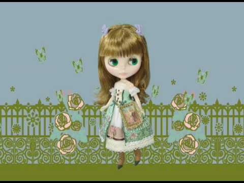 Neo blythe le jardin de maman youtube for Blythe le jardin de maman