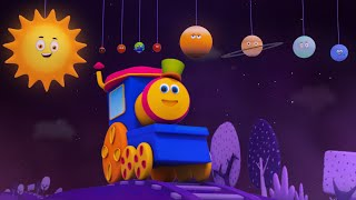 Bob, die Bahn – Planetenlied | bob Weltraum Abenteuer | Bob, The Train Planets