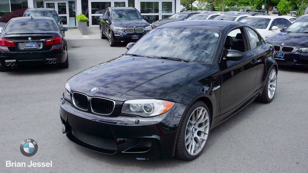 2011 BMW 1M Coupe at Brian Jessel BMW PreOwned  YouTube