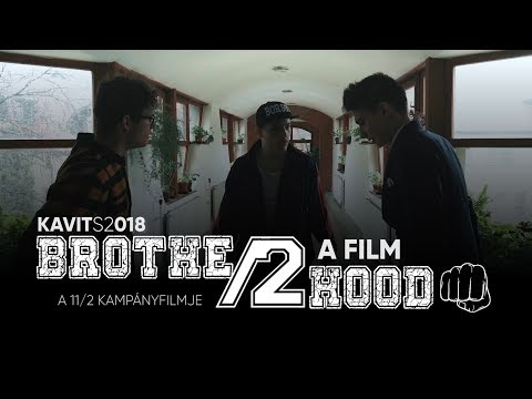 HERMAN 11/2 - BROTHERHOOD  (A FILM)