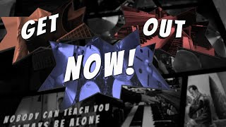 Ayreon - Get Out! Now! (feat. Dee Snider, Tommy Karevik & Joe Satriani) (Official Lyric Video)