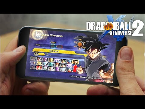 Play Dragon Ball Xenoverse 2 On Android