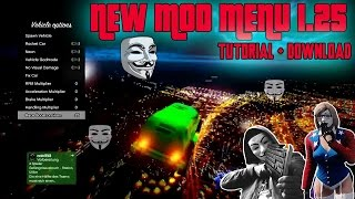 mod menu 1 24 gta v new update ps3 bles blus cex dex tutorial install download