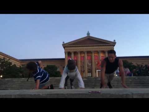 Pum's Rocky 1 Philadelphia Adventure