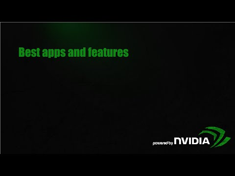 best apps for nvidia shield