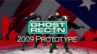 Ghost Recon 2009 : Inside the Early Future Soldier Prototype