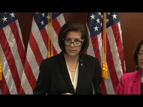Cortez Masto Introduces Her First Bill As U.S. Senator