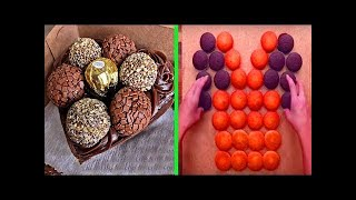 How To Make Chocolate Cake Video 2018 - Amazing Chocolate Cake Decorating Tutorial Video 2018