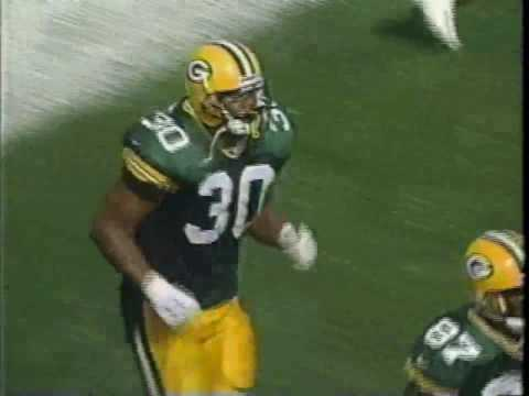 1997 Henderson TD Catch vs Miami