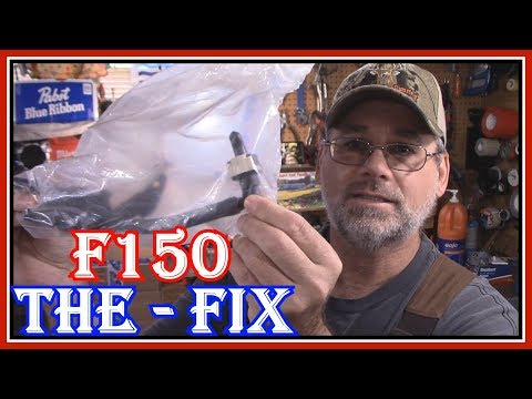 F150  STALLING AT STOPS - THE FIX -  PART TWO