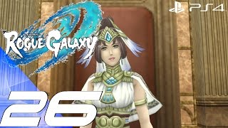 Rogue Galaxy PS4 - Gameplay Walkthrough Part 26 - Planet of Eden [1080p 60fps]