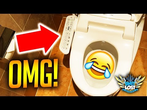 TURBO TOILET! Korean Overwatch Vlog! [Seoul]
