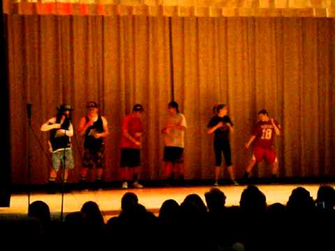 Leonardtown Middle School 2012 Talent Show - We are family