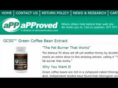 Green Coffee Bean Extract Weight Loss Review from YouTube · Duration:  5 minutes 50 seconds