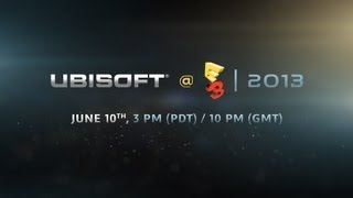E3 2013 - Ubisoft Media Briefing thumbnail