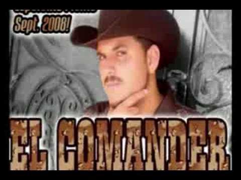 El Comander - Corrido Del Katch