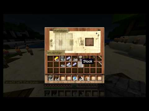 Minecraft Karte Rezept.Minecraft Alle 200 Crafting Rezepte Basics Hd Part 1