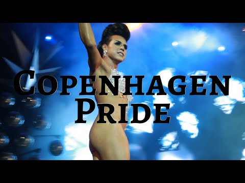 COPENHAGEN PRIDE - LGBT Travel Show (S4E5)