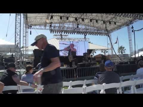 Betty Fox Band, Solid Ground, Clearwater FL Sea Blues Fest, Fe. 2017