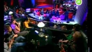 Два олигарха ночью выходят из казино