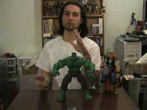 PowetToys: Marvel Legends Icons Thor and Hulk