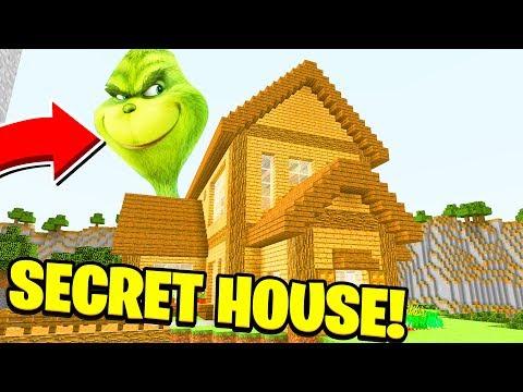 Minecraft: WE FOUND THE GRINCH