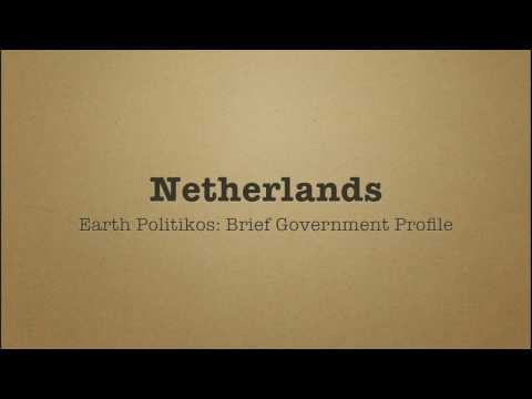 Netherlands | Brief Government Profile