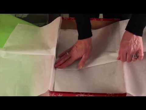 Tissue Paper Will Add To Gift Presentation