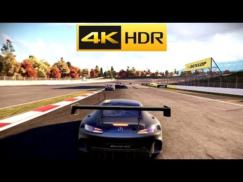 4k hdr project cars 2 gameplay max graphics pc youtube. Black Bedroom Furniture Sets. Home Design Ideas
