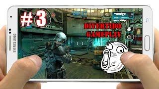 El Mejor Arsenal en el Juego / Shadowgun DeadZone / Gameplay en ESPAÑOL # 3