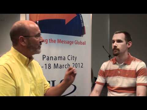 Roger Jones, interview at CLC Council 2012 in Panama