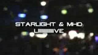 Dj Starlight dj mhd @Hilton club ( warm up David vendetta )