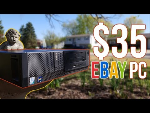 Gaming on a $35 Ebay PC