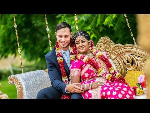 OutDoor Wedding | Harry & Koomila Addington Palace