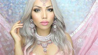 Bollywood Princess Makeup Tutorial !!!