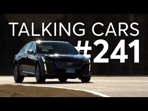 2020 Cadillac CT5 First Impressions; 'Super' Car Ads | Talking Cars with Consumer Reports #241