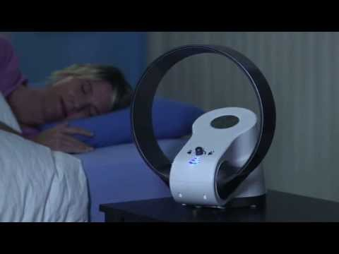 Ideal Living-The Amazing Jet Stream Bladeless Fan