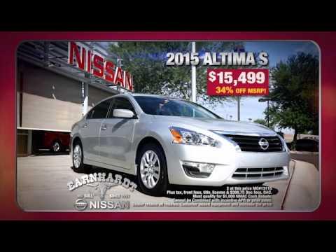 Earnhardt Nissan Crazy Ridiculous Sale - YouTube