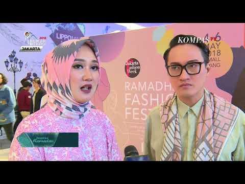 "Perkembangan ""Modest Wear"" di Indonesia Fashion Week"