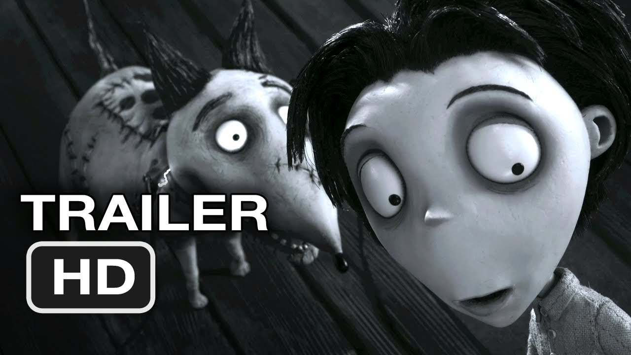 Frankenweenie Official Trailer 2 2012 Tim Burton Movie Hd Youtube
