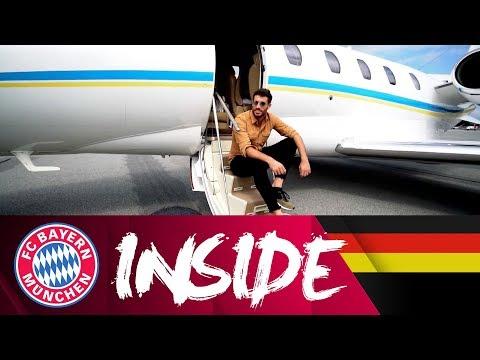 Mit Javi Martínez auf der IFA in Berlin | Inside FC Bayern