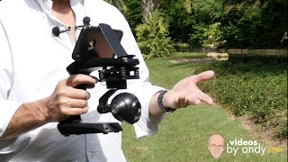 Yuneec Q500 SteadyGrip Overview