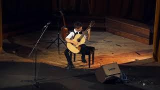 Frano - Capricho Árabe (F. Tárrega) [Live] [12yr]