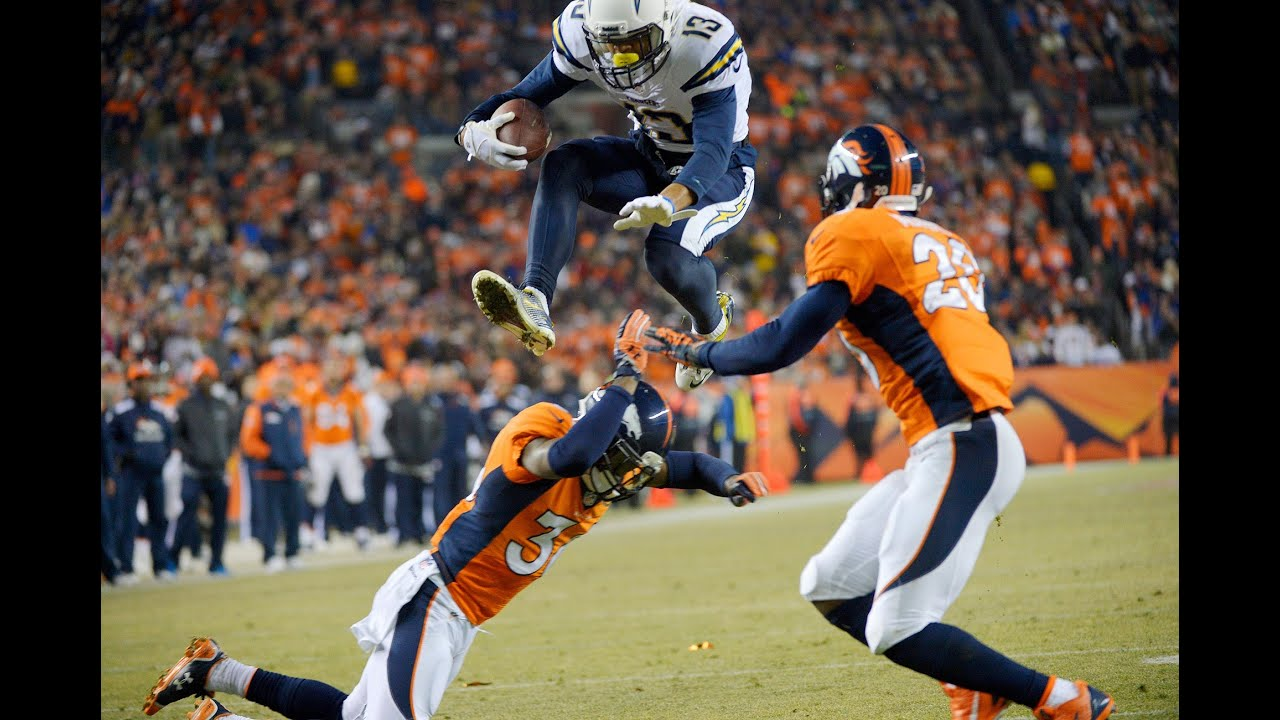 Keenan Allen Rookie Season Highlights 2013 14 Youtube
