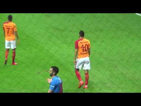 Belhanda topu kaybettikten sonra mücadeleyi bırakmıyor!  Galatasaray