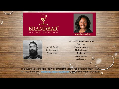 BrandBar HappyHour Chat: How to Sell A Domain