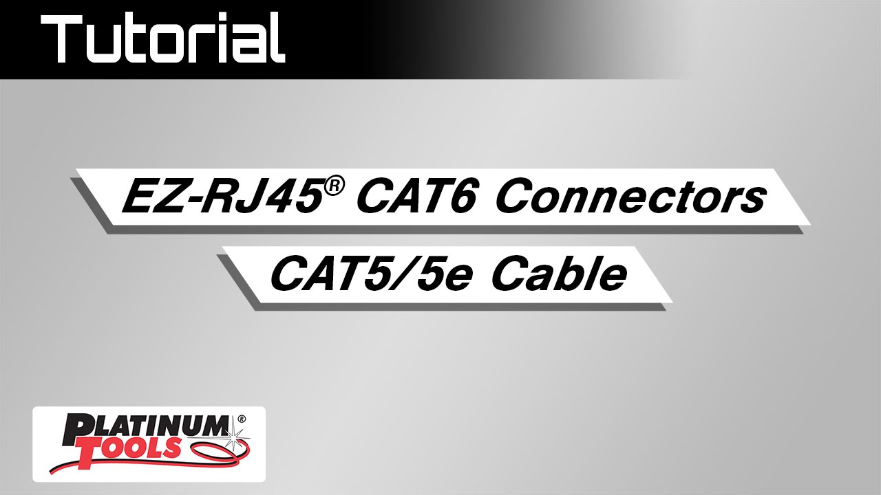 hight resolution of cat5 end