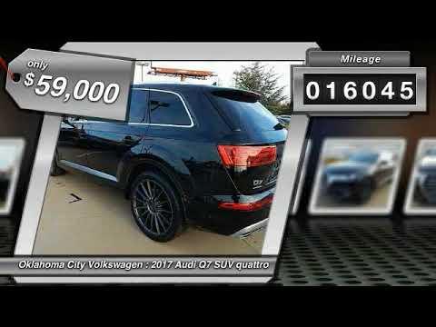 2017 Audi Q7 Oklahoma City OK, Norman OK, Edmond OK, Moore OK V000108